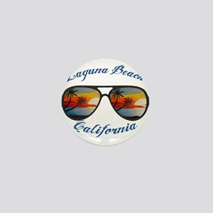 California - Laguna Beach Mini Button