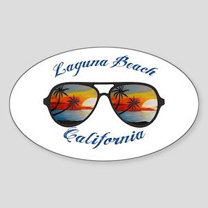 California - Laguna Beach Sticker