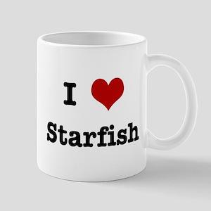 I love Starfish Mug