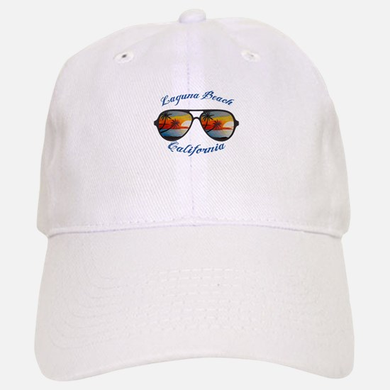 California - Laguna Beach Baseball Baseball Cap