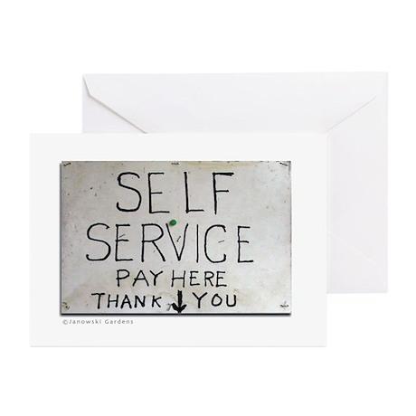 Janowski Gardens Greeting Cards (Pk of 10)