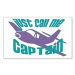 Original captain Rectangle Sticker