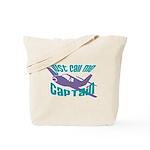 Original captain Tote Bag