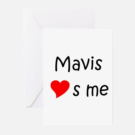 Cool Mavis Greeting Cards (Pk of 20)
