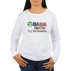 2up for America Women's Long Sleeve T-Shirt