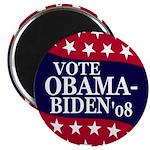 """Obama-Biden 2008 2.25"""" Magnet (10 pack)"""