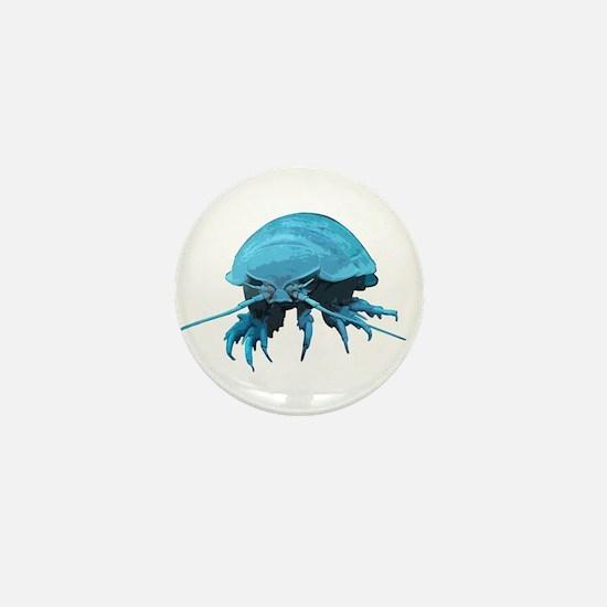 Giant Isopod Mini Button