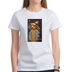 Halloween Scarecrow Women's T-Shirt