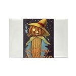 Halloween Scarecrow Rectangle Magnet (100 pack)