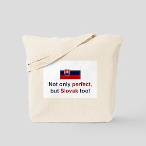 Perfect Slovak Tote Bag