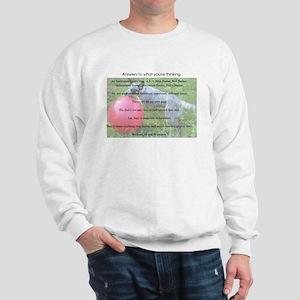 Cattle Dog Sweatshirt