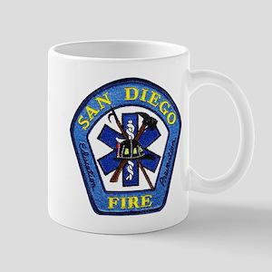 San Diego Fire Mug