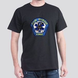 San Diego Fire Dark T-Shirt