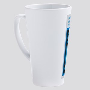 Support ICE 17 oz Latte Mug