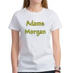 Adams Morgan Women's T-Shirt