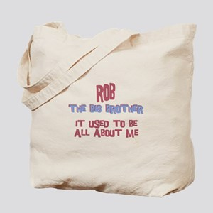 Rob - All About Big Brother Tote Bag