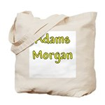 Adams Morgan Tote Bag