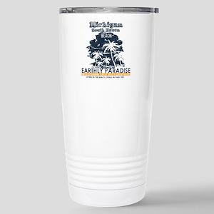 Michigan - South Haven Stainless Steel Travel Mug