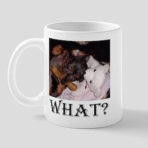 Dachshund What? Mug