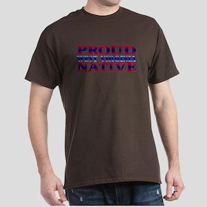 Proud West Virginia Native Dark T-Shirt
