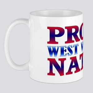 Proud West Virginia Native Mug