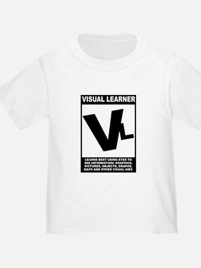 Visual Learner T