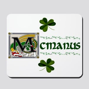 McManus Celtic Dragon Mousepad
