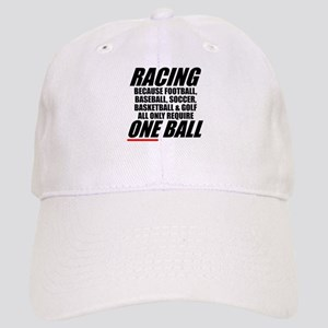 Why racing is a REAL sport Cap