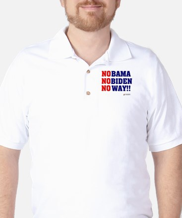 Nobama NoBiden Golf Shirt