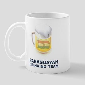 Paraguayan Drinking Team Mug