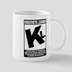Kinesthetic Learner Mug