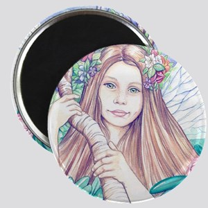 Laurel Fairy Magnet