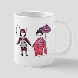 Chibi Japanese Lovers Mug