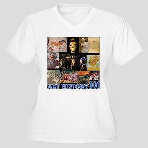 91fc6cc3a89 Venus De Milo Women s Plus Size T-Shirts - CafePress