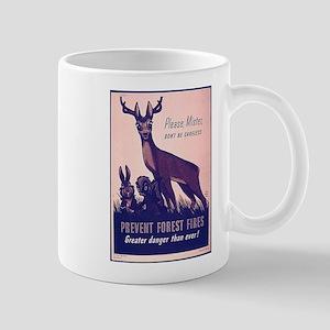 Fire Prevention Mug