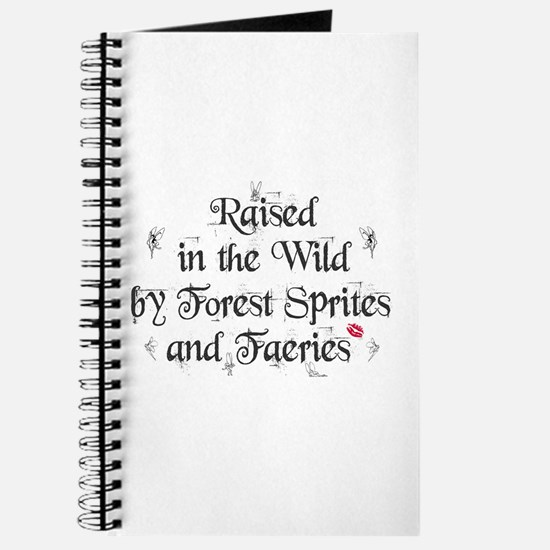 Raised in the wild... Journal