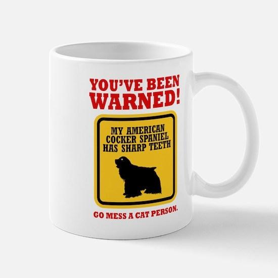American Cocker Spaniel Mug