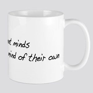 Different Minds Mug