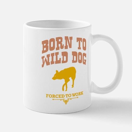 African Wild Dog Mug