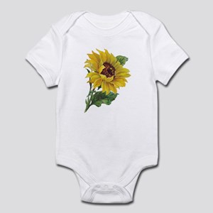 Sunflower Infant Bodysuit