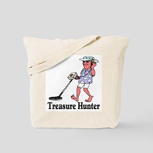 Treasure Hunter Tote Bag