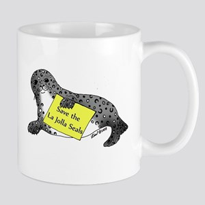 Save the Seals Mug