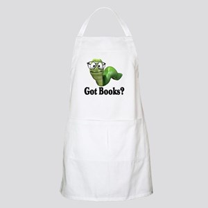 Got Books? BBQ Apron