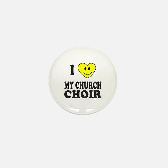 CHURCH CHOIR Mini Button
