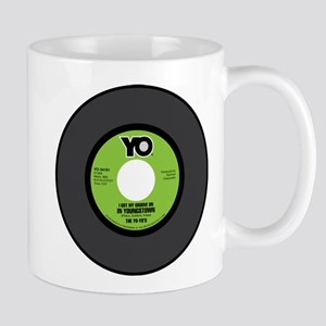 YO-Groove On 45RPM Mug