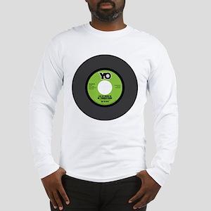 YO-Groove On 45RPM Long Sleeve T-Shirt