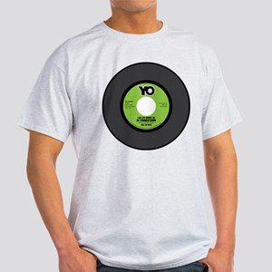 YO-Groove On 45RPM Light T-Shirt