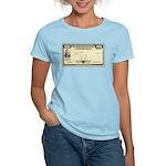 Defense Bonds Women's Light T-Shirt