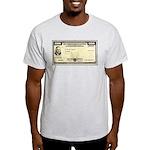 Defense Bonds Light T-Shirt