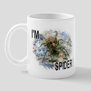 IM SPIDER Mug